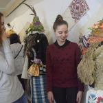 Студенти ВТЕІ КНТЕУ відвідали виставку  з етно-туризму