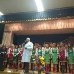 Виступ народного театру пісні «Слов'янка» у Вінницькому обласному клінічному госпіталі ветеранів війни