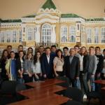 «Олімпійський урок» за участю видатних спортсменів Вінниччини
