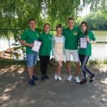 Участь студентів ВТЕІ КНТЕУ у заході «Студентський туристичний фестиваль 2017»