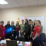 У ВТЕІ КНТЕУ відбувся тренінг «Креативна економіка»