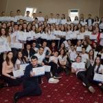 Національно-патріотичне виховання Міністерства молоді та спорту України вчерверте провели Всеукраїнський форум «Студентство - авангард державотворення»
