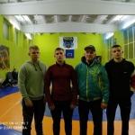 Збірна команда ВТЕІ КНТЕУ взяла участь у змаганнях з греко-римської боротьби