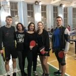 Відбувся ІІ етап ХV літньої всеукраїнської Універсіади з настільного тенісу