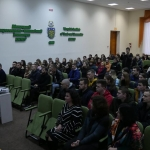 У ВТЕІ КНТЕУ відбулося відкрите засідання Бізнес-школи ВТЕІ КНТЕУ на тему: «Нові можливості лідерів промислових підприємств!»