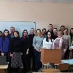 Відкрите засідання наукового гуртка «Економіка бізнесу»