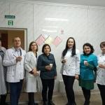 У ВТЕІ КНТЕУ відбувся майстер-клас на тему «Інноваційні технології виготовлення кулінарної продукції»