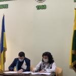 Підписано договір про співпрацю між ВТЕІ КНТЕУ та КЗ «Вінницький обласний молодіжний центр «Квадрат»
