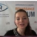 Учасники Бізнес-школи ВТЕІ КНТЕУ взяли участь в Українському Економічному Ренесанс Форумі