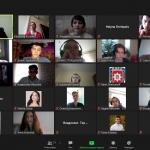 У ВТЕІ КНТЕУ відбулася онлайн-лекція «Діяльність та завдання кіберполіцейських»