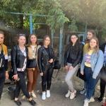 Cтуденти ВТЕІ КНТЕУ здійснили чергову благодійну поїздку до притулку для бездомних собак «Планета»