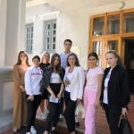 Студенти ВТЕІ КНТЕУ відвідали Національний  музей-садибу М. І. Пирогова