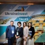 Науково-педагогічні працівники та здобувачі вищої освіти ВТЕІ КНТЕУ брали участь у VІІІ Міжнародному інвестиційному форумі «Вінниччина – бізнес в центрі України»