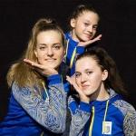 Студентка ВТЕІ КНТЕУ взяла участь у ХХХ Чемпіонаті Європи зі спортивної акробатики