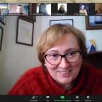 У ВТЕІ КНТЕУ відбулась онлайн-лекція «Розвиток аудиторської діяльності в Україні із запровадженням міжнародних стандартів обліку»