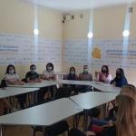 Здобувачі вищої освіти ВТЕІ КНТЕУ взяли участь у виїзному засіданні Бізнес-школи на базі Департаменту соціальної та молодіжної політики Вінницької ОДА