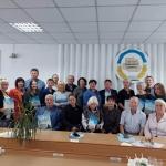 Відбулось урочисте вручення Свідоцтва Федерації профспілок області про підтвердження почесних звань «Народний - зразковий аматорський колектив профспілок України»