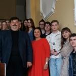 Відбулася зустріч слухачів Бізнес-школа ВТЕІ КНТЕУ з Володимиром Шевчуком