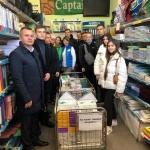 Відбулася зустріч студентів ВТЕІ КНТЕУ з представниками ПП «Культтовари-Вінниця»