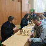У ВТЕІ КНТЕУ в рамках І етапу XVII Літньої Універсіади відбулась першість з шахів