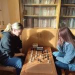 Студенти ВТЕІ КНТЕУ взяли участь у змаганнях серед ЗВО з шахів