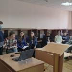 У ВТЕІ КНТЕУ відбулося відкрите засідання наукового гуртка «Практичні аспекти застосування системного аналізу та теорії ймовірностей»