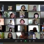 Слухачі Бізнес-школи ВТЕІ КНТЕУ брали участь у вебінарі «Культура взаємодії: як організувати курс з написання дослідницьких робіт»