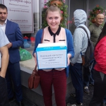 Студенти ВТЕІ долучилися до благодійної акції «Молодь, допоможи героям АТО!»