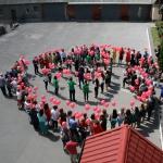 Вже третій  рік поспіль ВТЕІ КНТЕУ з радістю зустрів своїх випускників