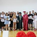 У Вінницькому торговельно-економічному інституті КНТЕУ пройшли святкові урочистості з нагоди випуску бакалаврів