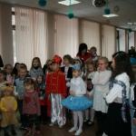 Новорічне свято для дітей співробітників ВТЕІ КНТЕУ