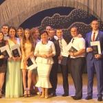 Вручення дипломів випускникам ВТЕІ КНТЕУ