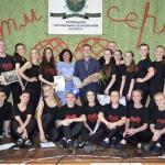 Звітний концерт  народного театру сучасного танцю «Ритм серця»