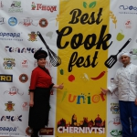Участь студентів у «BEST Cook FEST Junior – 2016»